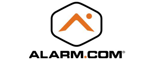 Taz Alarme fier partenaire Alarm.com